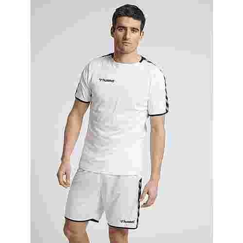 hummel hmlAUTHENTIC TRAINING TEE T-Shirt Herren WHITE