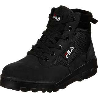 FILA Grunge II mid W Sneaker Damen schwarz
