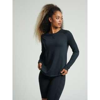 hummel T-Shirt Damen BLACK