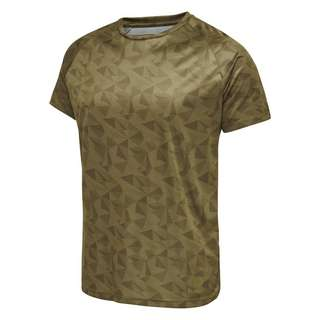 hummel T-Shirt Herren LIZARD