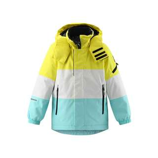 reima Mountains Skijacke Kinder Light turquoise