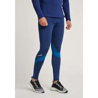hummel Tights Herren MEDIEVAL BLUE