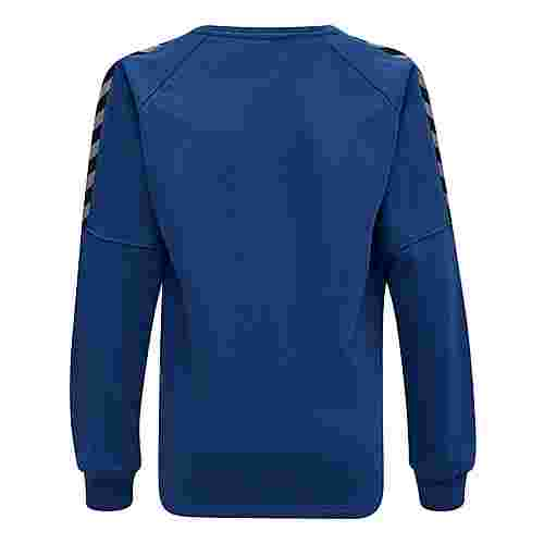 hummel hmlAUTHENTIC KIDS TRAINING SWEAT Sweatshirt Herren TRUE BLUE