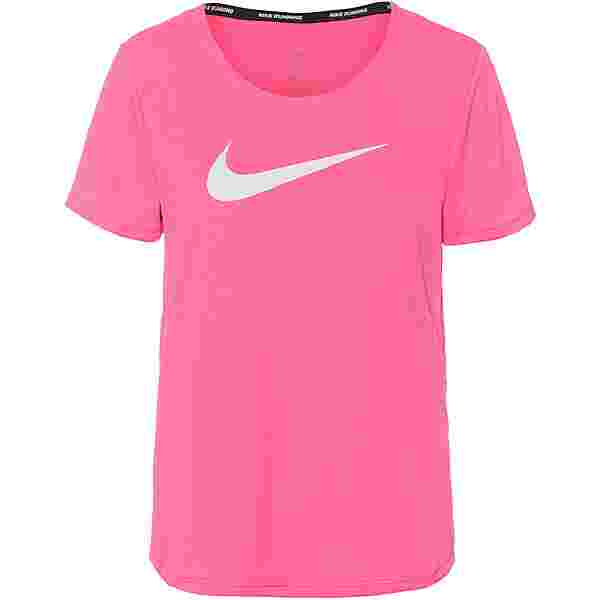 Nike Funktionsshirt Damen pink glow-white