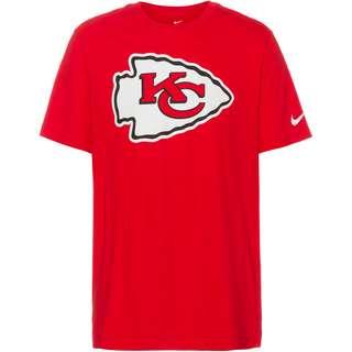 Nike Kansas City Chiefs Fanshirt Herren university red