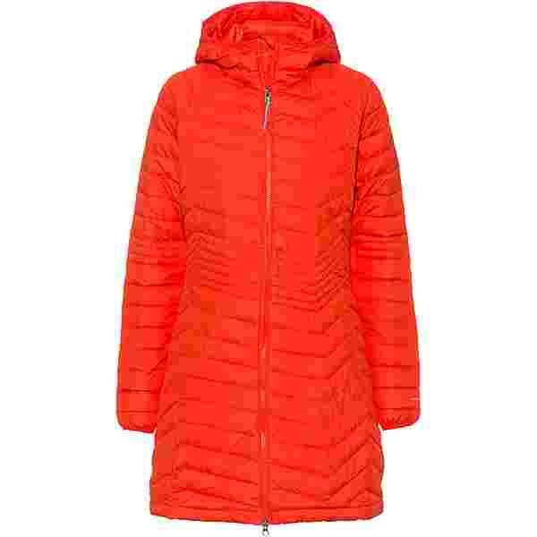 Columbia Powder Lite Steppmantel Damen Bold Orange