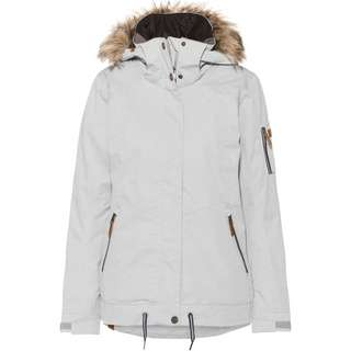 Roxy Skijacke Damen heather grey
