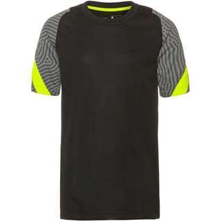 Nike Strike Funktionsshirt Kinder black-smoke grey-black-volt