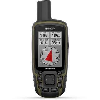 Garmin GPSMAP 65s GPS schwarz-olivgruen