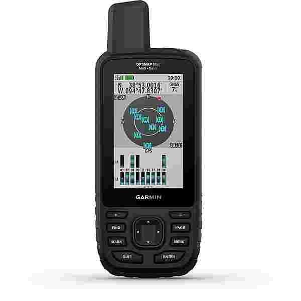 Garmin GPSMAP 66sr GPS schwarz-olivgruen