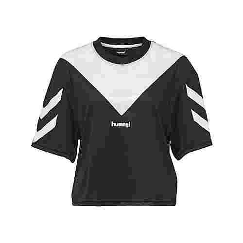hummel hmlANI T-SHIRT S/S T-Shirt Damen BLACK