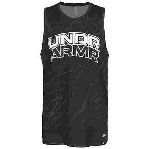 Under Armour Futures Retro Tanktop Herren Weiß