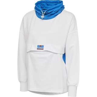 hummel Sweatshirt Damen WHITE