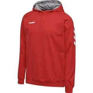 hummel Sweatshirt Herren TRUE RED