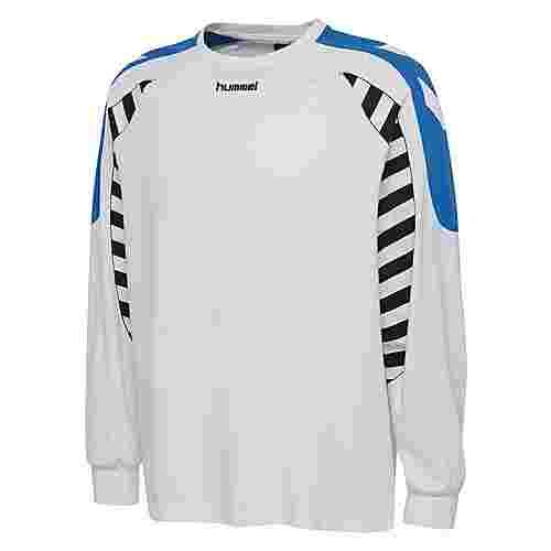hummel hmlCALVIN T-SHIRT L/S T-Shirt Herren WHITE