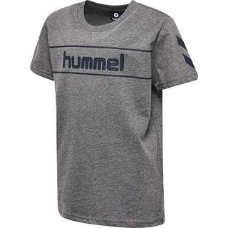 hummel T-Shirt Kinder MEDIUM MELANGE