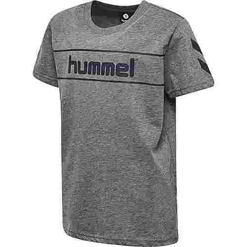 hummel T-Shirt Kinder MEDIUM MELANGE