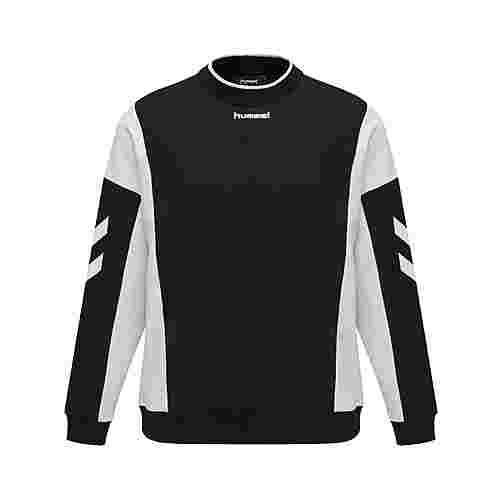 hummel hmlCLAUS SWEATSHIRT Sweatshirt Herren BLACK