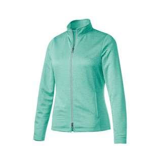 JOY sportswear PEGGY Trainingsjacke Damen jade melange