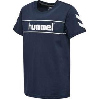 hummel HMLJAKI T-SHIRT S/S T-Shirt Kinder TOTAL ECLIPSE