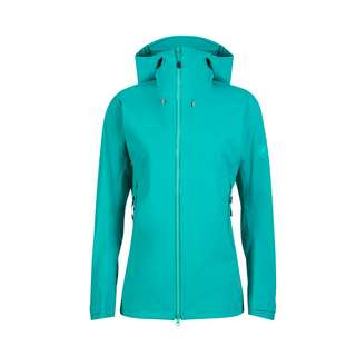 Mammut Crater Pro HS Hooded Jacket Women Hardshelljacke Damen dark ceramic