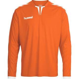 hummel T-Shirt Herren TANGERINE PR