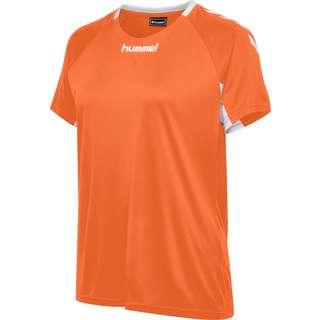 hummel T-Shirt Damen TANGERINE