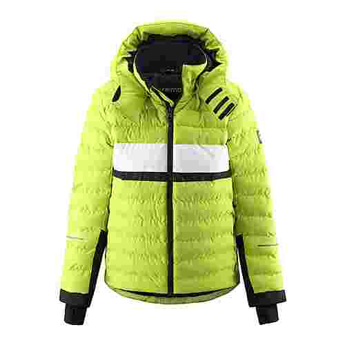 reima Alkhornet Skijacke Kinder Lime green