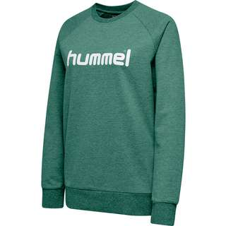 hummel Sweatshirt Damen EVERGREEN