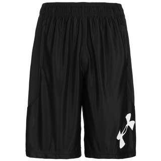 Under Armour Perimeter Basketball-Shorts Herren schwarz / weiß