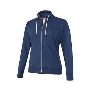 JOY sportswear BRITTA Sweatjacke Damen blue bell