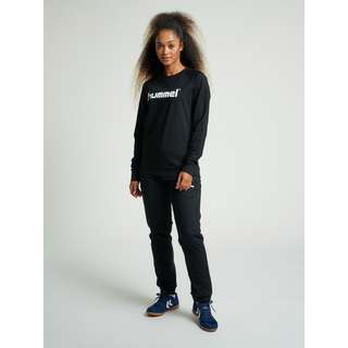 hummel Sweathose Damen BLACK