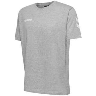 hummel T-Shirt Herren GREY MELANGE