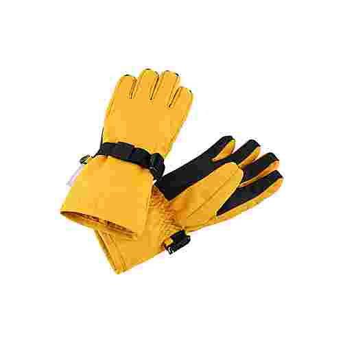 reima Tartu Skihandschuhe Kinder Warm yellow