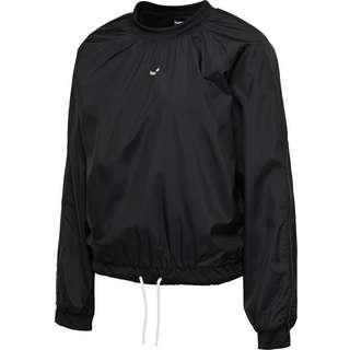 hummel hmlANJA SWEATSHIRT Sweatshirt Damen BLACK