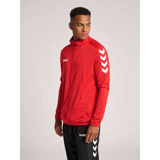 hummel Sweatjacke Herren TRUE RED