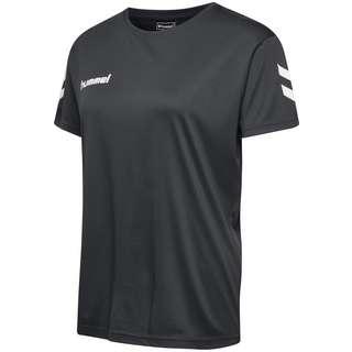 hummel T-Shirt Damen ASPHALT