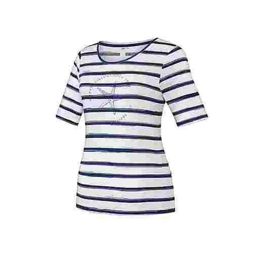 JOY sportswear CORINNA Funktionsshirt Damen blue bell stripes