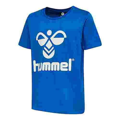 hummel hmlTRES T-SHIRT S/S T-Shirt Kinder WHISPER WHITE