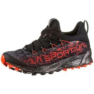 La Sportiva GTX® Tempesta Trailrunning Schuhe Herren black-poppy