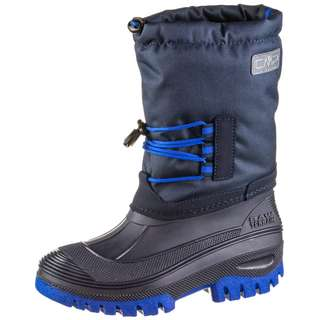 CMP Ahto Stiefel Kinder black blue-royal