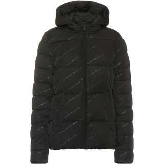 CHAMPION Steppjacke Damen black beauty-allover