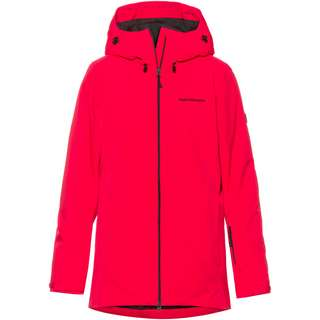Peak Performance Skijacke Damen polar red