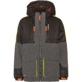 ICEPEAK Landrum Skijacke Kinder lead-grey