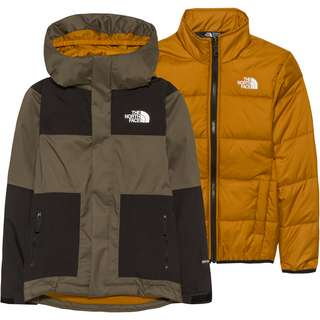The North Face Freedom Triclimate Doppeljacke Kinder new taupe green