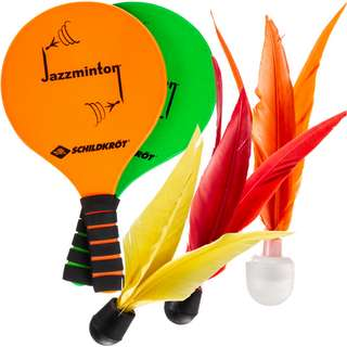 Schildkröt Fun Sports Jazzminton Set Beachballset bunt