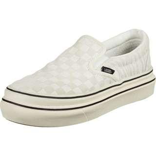 Vans Comfy Cush Slip-On Slipper weiß