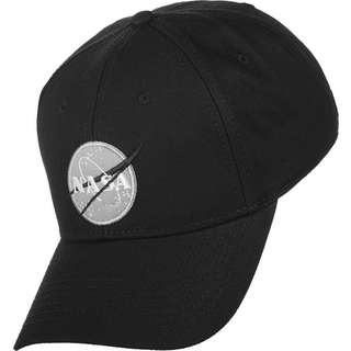 Alpha Industries NASA Cap schwarz
