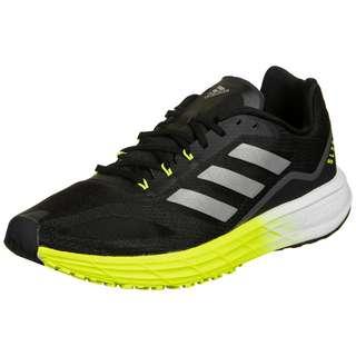 adidas SL20.2 M Laufschuhe Herren core black-core black-solar yellow