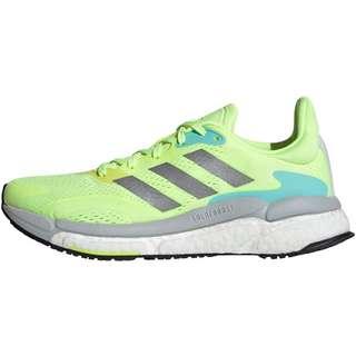 adidas SOLAR BOOST 3 Laufschuhe Damen hi-res yellow-silver met.-dash grey
